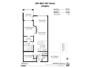 """Photo 27: 509 8067 207 Street in Langley: Willoughby Heights Condo for sale in """"Yorkson Parkside 1"""" : MLS®# R2580109"""