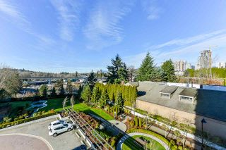 "Photo 15: 607 575 DELESTRE Avenue in Coquitlam: Coquitlam West Condo for sale in ""CORA"" : MLS®# R2530484"