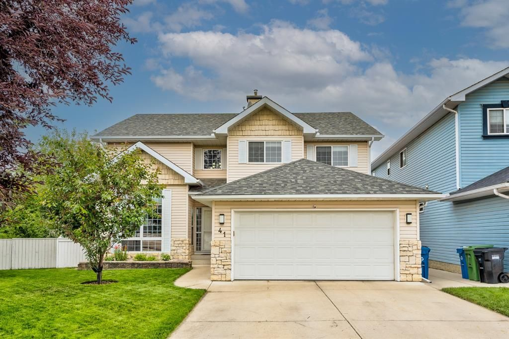 Main Photo: 41 Panorama Hills Park NW in Calgary: Panorama Hills Detached for sale : MLS®# A1131611