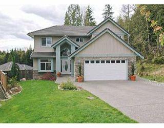 "Photo 1: 23654 BOULDER PL in Maple Ridge: Silver Valley House for sale in ""ROCK RIDGE"" : MLS®# V586938"