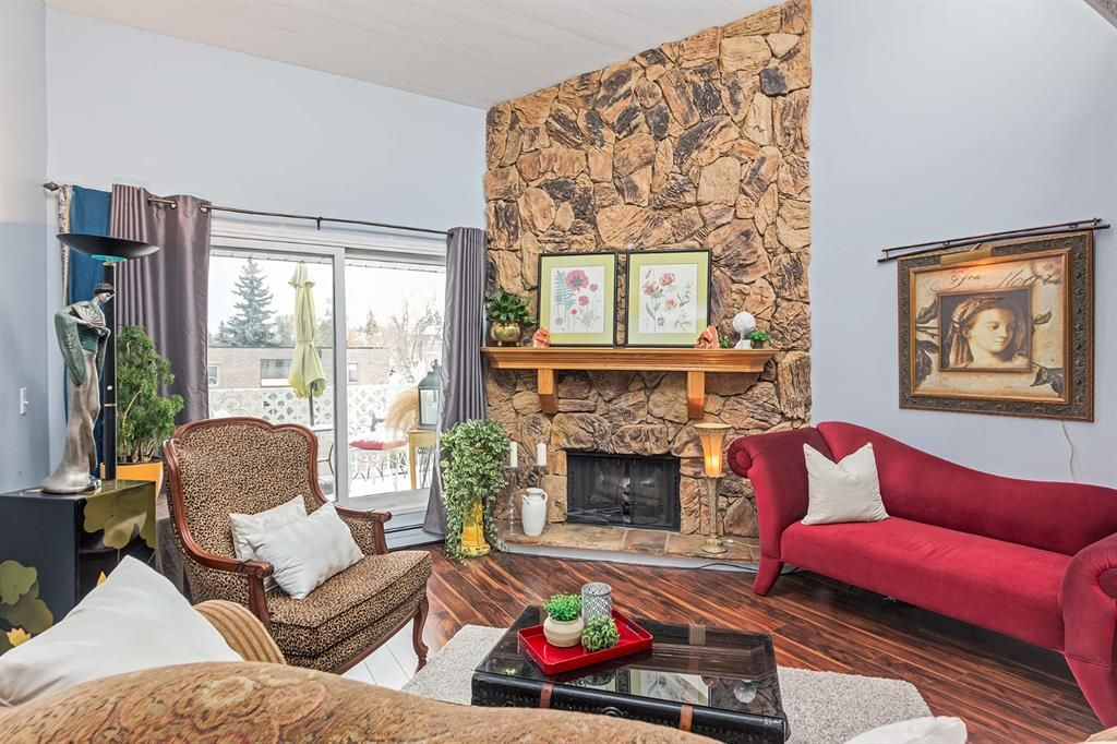 Main Photo: 404 1625 14 Avenue SW in Calgary: Sunalta Apartment for sale : MLS®# A1042520