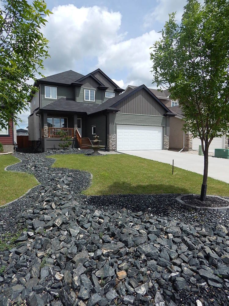 Main Photo: 27 Dragonfly Court in Winnipeg: Sage Creek House for sale ()  : MLS®# 1510273
