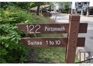 Photo 3: 7 122 Portsmouth Boulevard in Winnipeg: Tuxedo Condominium for sale (1E)  : MLS®# 1823184