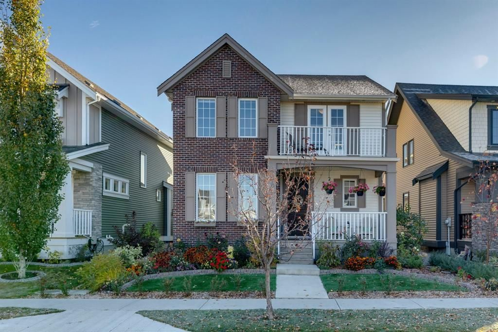Main Photo: 322 Cooperstown Common SW: Airdrie Detached for sale : MLS®# A1153970