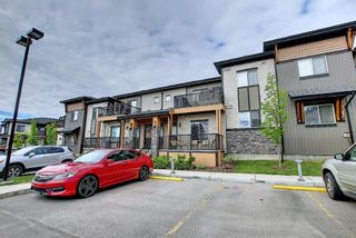 Photo 3: 1414 2461 Baysprings Link SW: Airdrie Row/Townhouse for sale : MLS®# A1123647