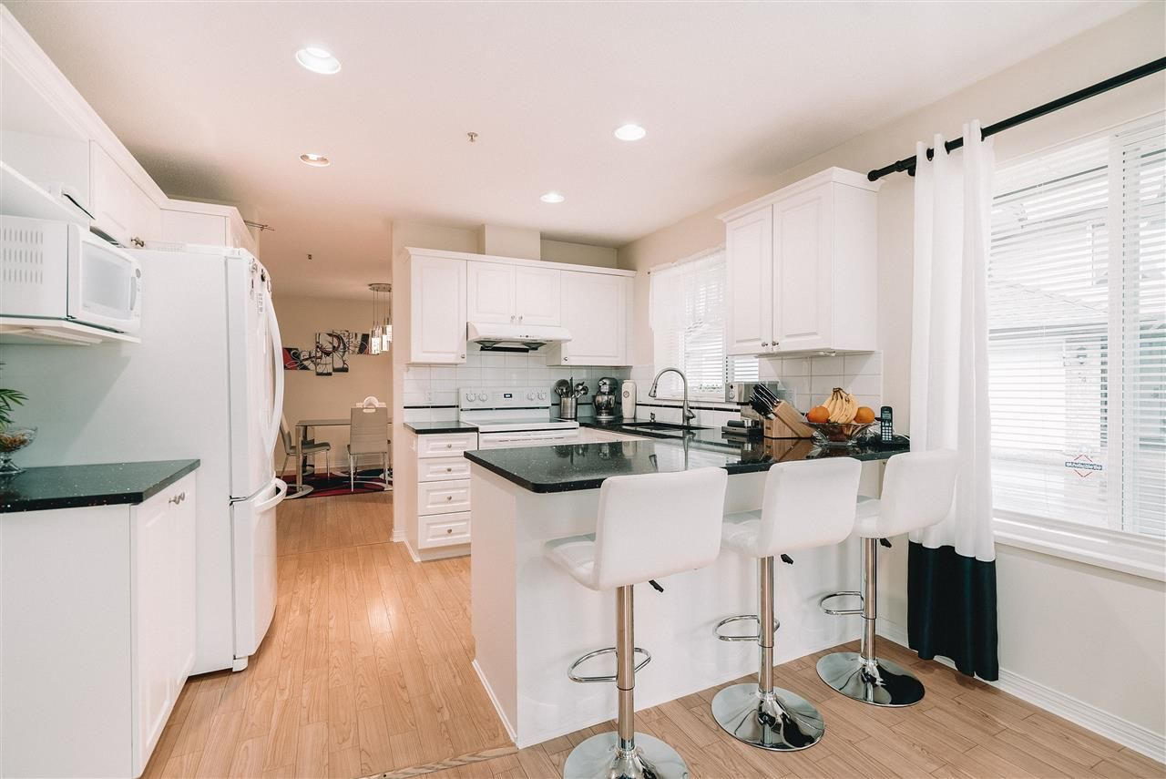 """Main Photo: 42 1370 RIVERWOOD Gate in Port Coquitlam: Riverwood Townhouse for sale in """"Addington Gate"""" : MLS®# R2535140"""