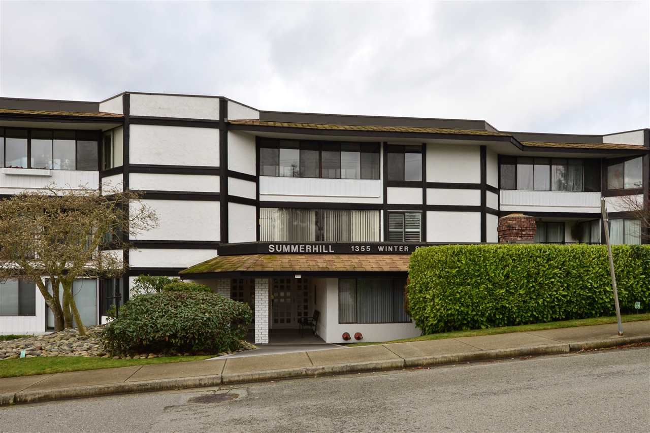 "Main Photo: 302 1355 WINTER Street: White Rock Condo for sale in ""SUMMERHILL"" (South Surrey White Rock)  : MLS®# R2387614"
