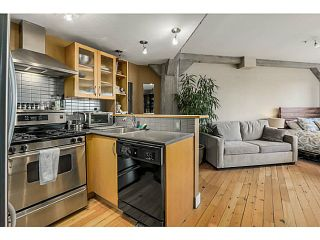 Photo 6: # 510 1216 HOMER ST in Vancouver: Yaletown Condo for sale (Vancouver West)  : MLS®# V1129571