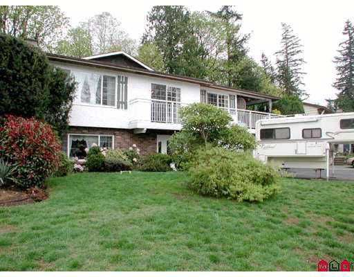 Main Photo: 4666 203RD ST in Langley: Langley City House for sale : MLS®# F2525021