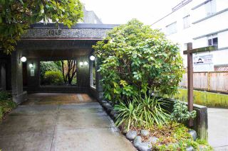 Photo 1: 404 1045 BURNABY Street in Vancouver: West End VW Condo for sale (Vancouver West)  : MLS®# R2441122