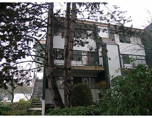 Main Photo: 7395 CAPISTRANO Drive in Burnaby: Montecito Townhouse for sale (Burnaby North)  : MLS®# V626211