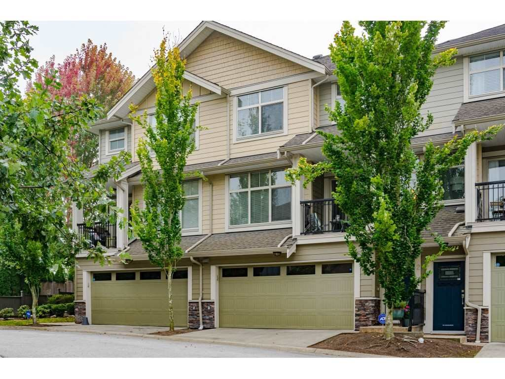 """Main Photo: 2 22225 50TH Avenue in Langley: Murrayville Townhouse for sale in """"Murray's Landing"""" : MLS®# R2498843"""