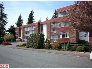 "Photo 1: 107 32025 TIMS Avenue in Abbotsford: Abbotsford West Condo for sale in ""ELMWOOD MANOR"" : MLS®# F1200972"
