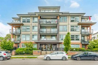 """Photo 1: 209 607 COTTONWOOD Avenue in Coquitlam: Coquitlam West Condo for sale in """"Stanton House by Polygon"""" : MLS®# R2589978"""