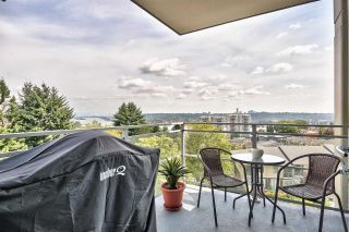 """Photo 16: 502 271 FRANCIS Way in New Westminster: Fraserview NW Condo for sale in """"PARKSDE"""" : MLS®# R2211600"""