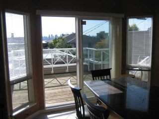 """Photo 6: 4 257 E 6TH Street in North Vancouver: Lower Lonsdale Townhouse for sale in """"LE MIRAGE"""" : MLS®# V791587"""