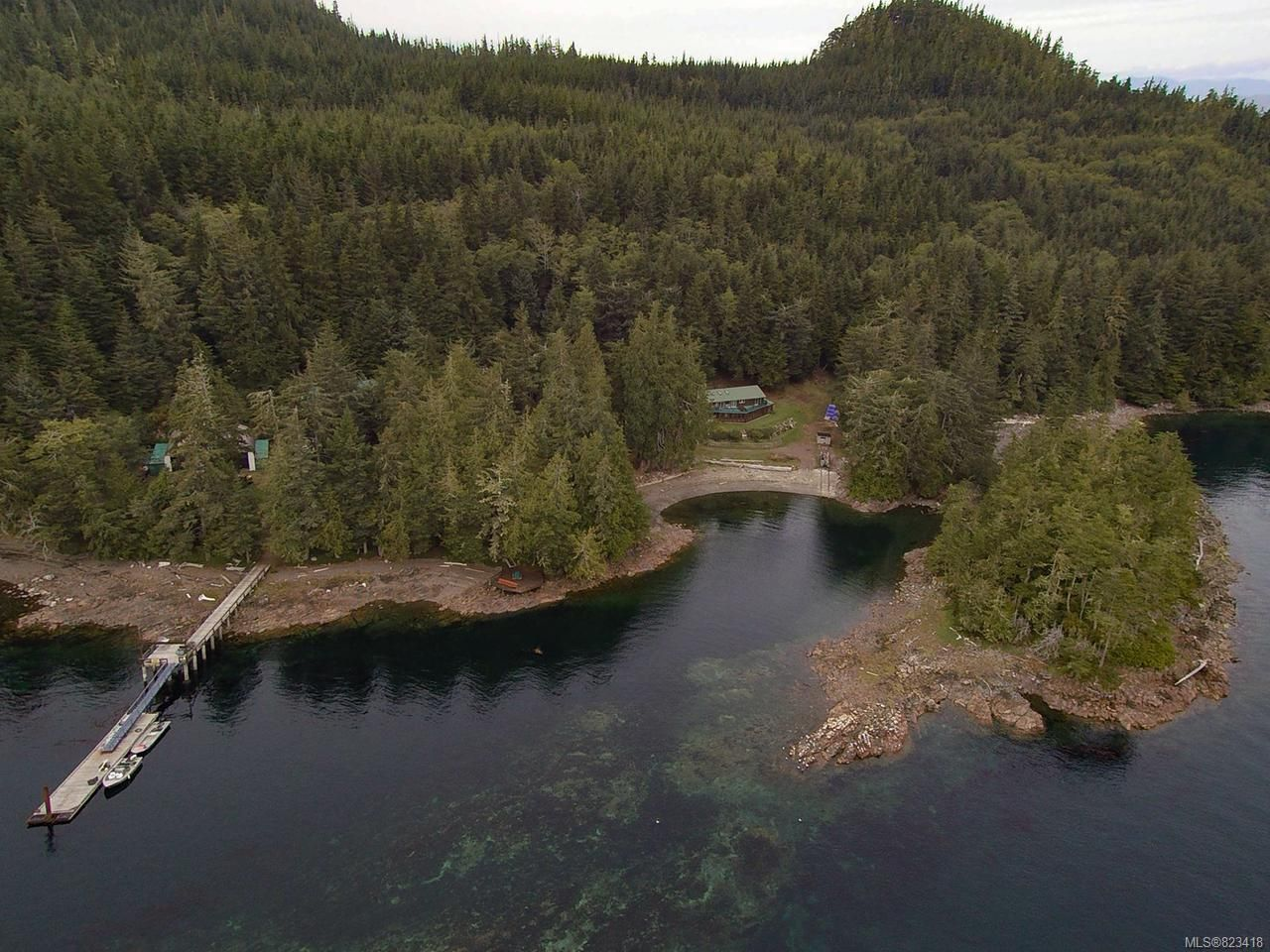 Main Photo: 100 West Pass in SWANSON ISLAND: Isl Small Islands (Campbell River Area) House for sale (Islands)  : MLS®# 823418