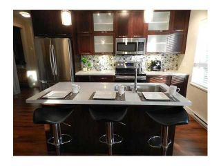 "Photo 1: 403 2138 OLD DOLLARTON Road in North Vancouver: Seymour Condo for sale in ""MAPLEWOOD NORTH"" : MLS®# V902279"