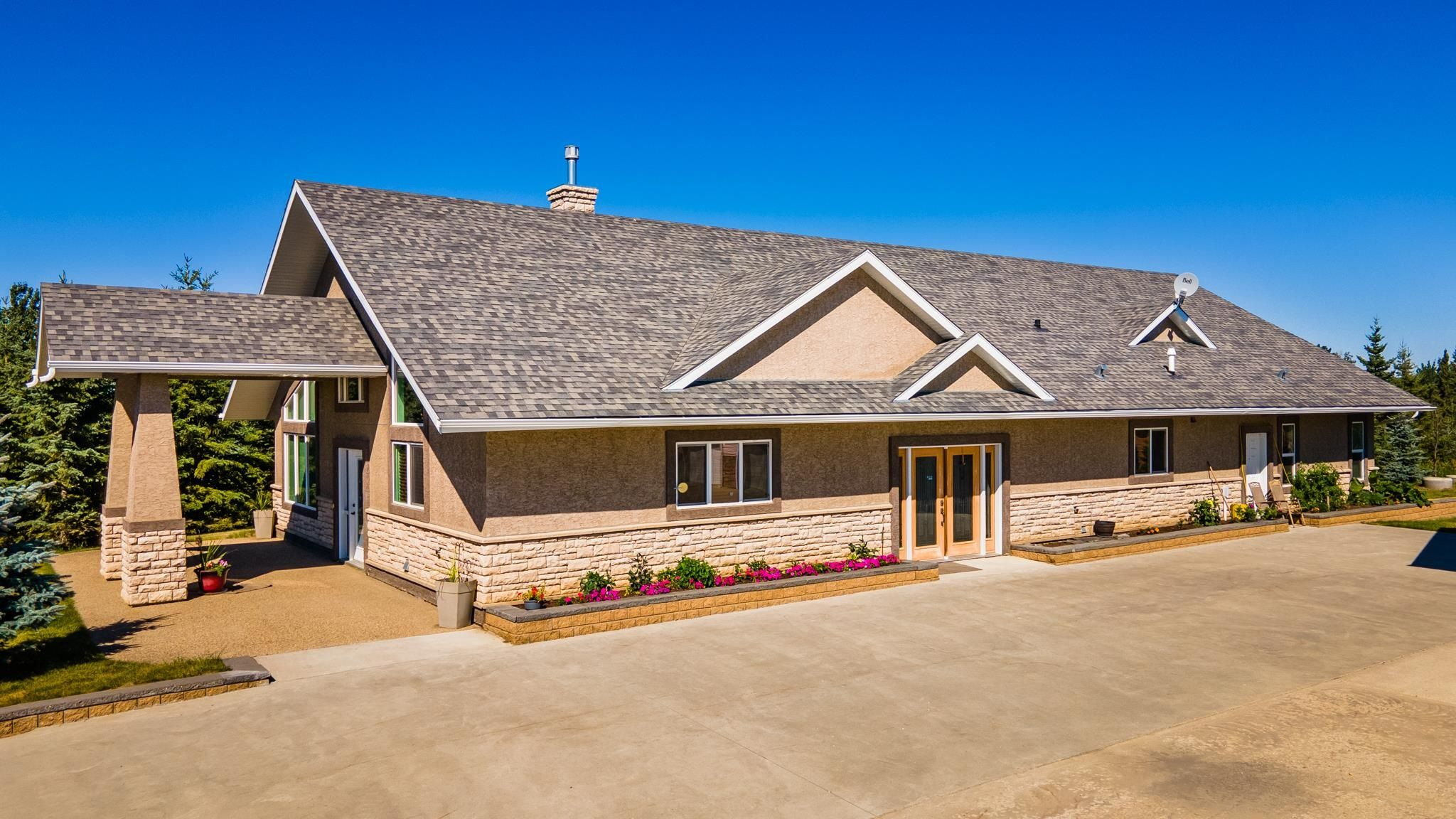 Main Photo: 52305 RGE RD 30: Rural Parkland County House for sale : MLS®# E4258061