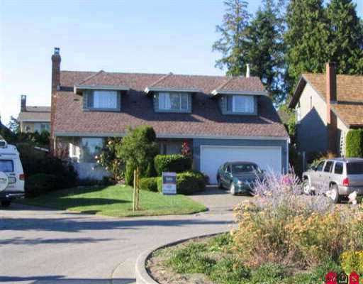"""Main Photo: 1787 148A ST in White Rock: Sunnyside Park Surrey House for sale in """"Southmere"""" (South Surrey White Rock)  : MLS®# F2517659"""