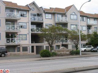 """Photo 1: 322 12101 80TH Avenue in Surrey: Queen Mary Park Surrey Condo for sale in """"Surrey Town Manor"""" : MLS®# F1214603"""