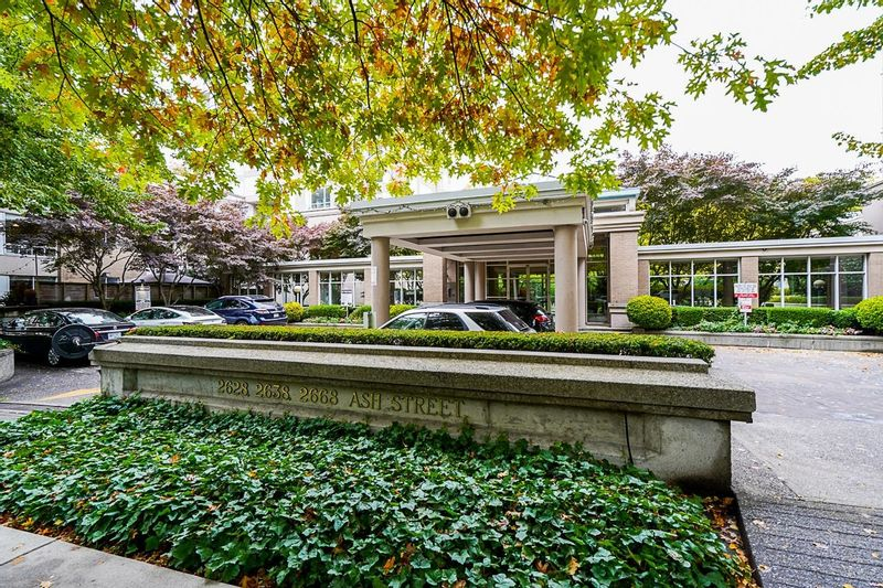 FEATURED LISTING: 103 - 2638 ASH Street Vancouver