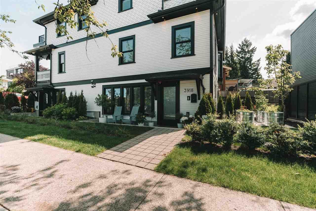 """Main Photo: 3918 CAROLINA Street in Vancouver: Fraser VE Townhouse for sale in """"The Carolina"""" (Vancouver East)  : MLS®# R2591042"""