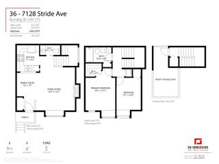 """Photo 20: 36 7128 STRIDE Avenue in Burnaby: Edmonds BE Townhouse for sale in """"Riverstone by Adera"""" (Burnaby East)  : MLS®# R2604635"""