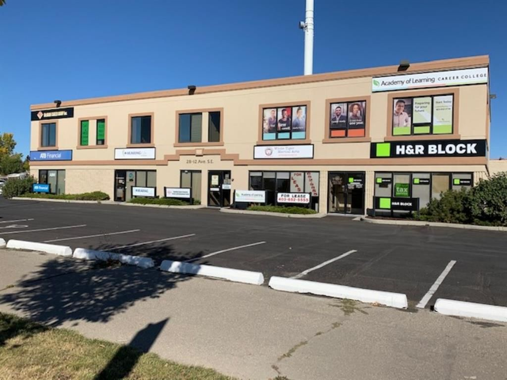 Main Photo: 2 28 12 Avenue SE: High River Mixed Use for lease : MLS®# A1072394