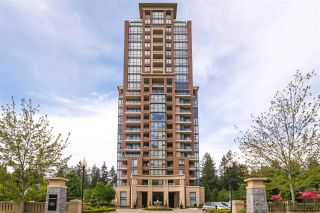 "Photo 1: 2004 6823 STATION HILL Drive in Burnaby: South Slope Condo for sale in ""BELVEDERE"" (Burnaby South)  : MLS®# R2536445"