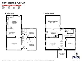 Photo 33: 1911 RIVER Drive in New Westminster: North Arm House for sale : MLS®# R2579017