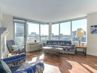 "Photo 2: 1103 1570 W 7TH Avenue in Vancouver: Fairview VW Condo for sale in ""TERRACES ON 7TH"" (Vancouver West)  : MLS®# R2249302"