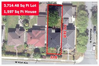 Photo 1: 115 W 41ST Avenue in Vancouver: Cambie House for sale (Vancouver West)  : MLS®# R2554324