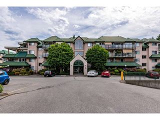 "Photo 1: 303 2960 TRETHEWEY Street in Abbotsford: Abbotsford West Condo for sale in ""Cascade Green"" : MLS®# R2459471"