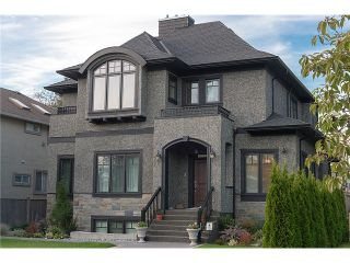 Photo 2: 4035 W 37TH AV in Vancouver: Dunbar House for sale (Vancouver West)  : MLS®# V1030673