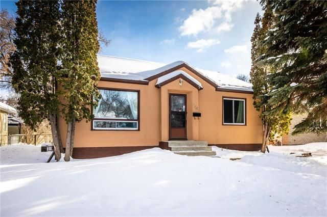 Main Photo: 164 Clare Avenue in Winnipeg: Riverview Residential for sale (1A)  : MLS®# 1902970