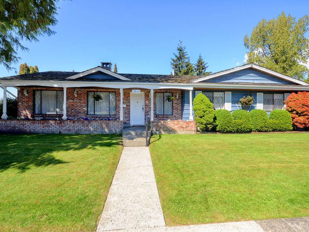 Main Photo: 2291 JORDAN Drive in Burnaby: Parkcrest House for sale (Burnaby North)  : MLS®# R2365282