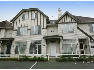 Photo 1: # 19 6465 184A ST in Surrey: Cloverdale BC Condo for sale (Cloverdale)  : MLS®# F1407563