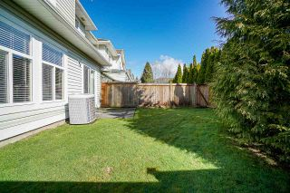 """Photo 29: 51 1290 AMAZON Drive in Port Coquitlam: Riverwood Townhouse for sale in """"CALLAWAY GREEN"""" : MLS®# R2551044"""