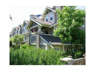 """Photo 1: 19 7488 SOUTHWYNDE Avenue in Burnaby: South Slope Townhouse for sale in """"LEDGESTONE"""" (Burnaby South)  : MLS®# V820242"""