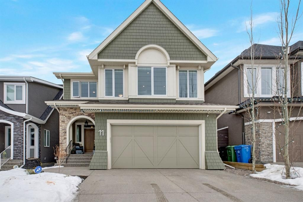 Main Photo: 11 Cranarch Rise SE in Calgary: Cranston Detached for sale : MLS®# A1061453