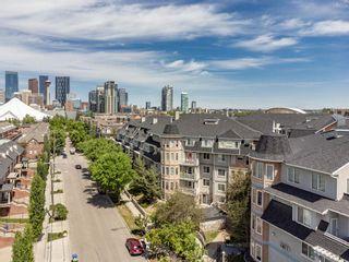Photo 2: 409 2422 Erlton Street SW in Calgary: Erlton Apartment for sale : MLS®# A1123257