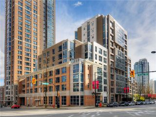 """Photo 1: 501 1318 HOMER Street in Vancouver: Downtown VW Condo for sale in """"GOVERNOR'S VILLA II"""" (Vancouver West)  : MLS®# V884643"""