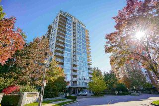 Photo 2: 705 5639 HAMPTON Place in Vancouver: University VW Condo for sale (Vancouver West)  : MLS®# R2563248
