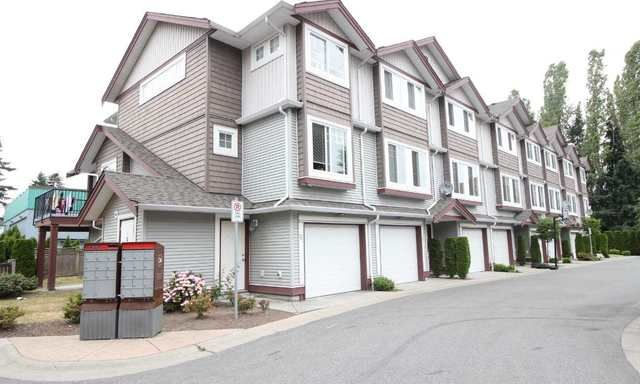 Main Photo: 9 8255 120a in Surrey: Queen Mary Park Surrey Townhouse for sale : MLS®# R2001797