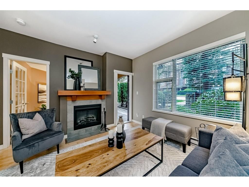 Main Photo: 101 625 PARK CRESCENT in New Westminster: GlenBrooke North Condo for sale : MLS®# R2423464