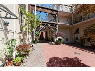 """Photo 2: # 204 2 RENAISSANCE SQ in New Westminster: Quay Condo for sale in """"THE LIDO"""" : MLS®# V1018101"""