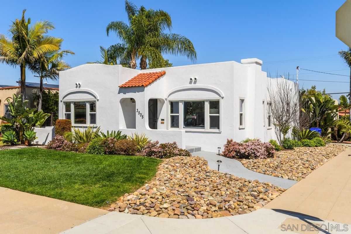 Main Photo: NORTH PARK House for sale : 3 bedrooms : 3505 33rd Street in San Diego