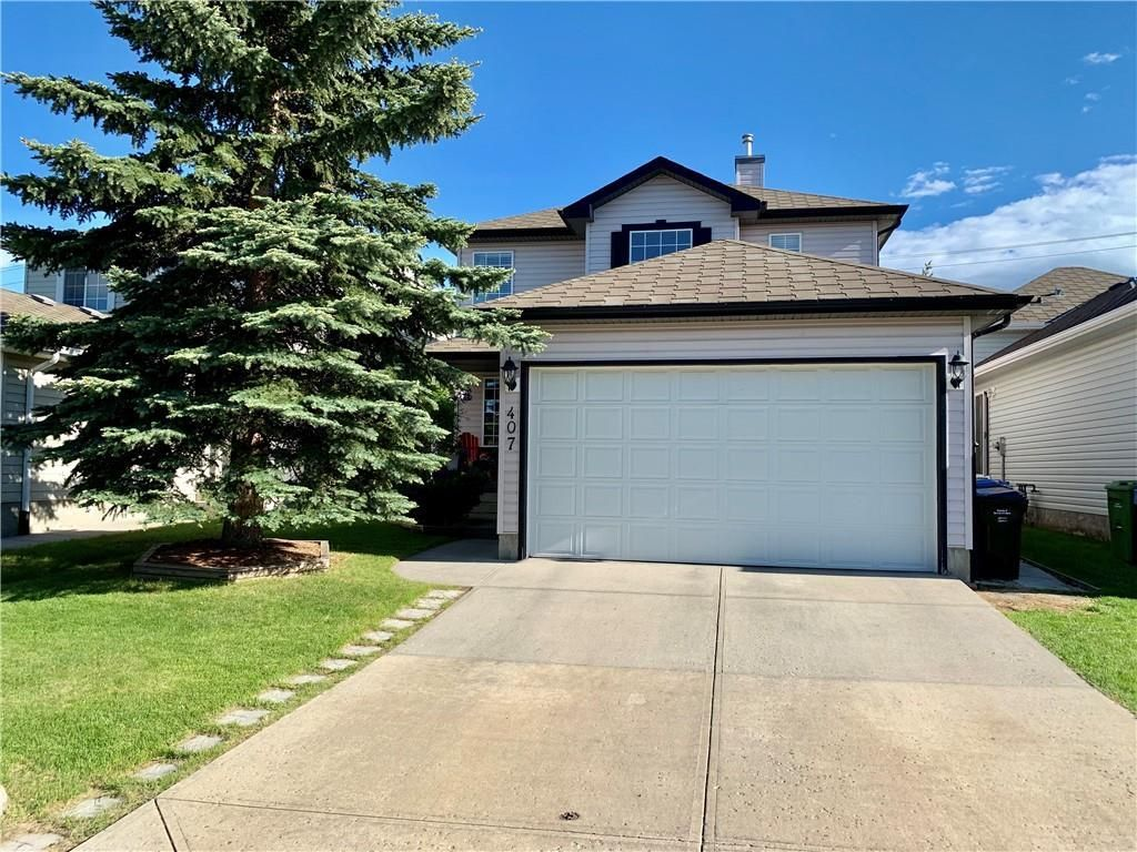 Main Photo: 407 MILLRISE Square SW in Calgary: Millrise Detached for sale : MLS®# C4253818