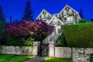 Main Photo: 2385 OTTAWA Avenue in West Vancouver: Dundarave House for sale : MLS®# R2587352